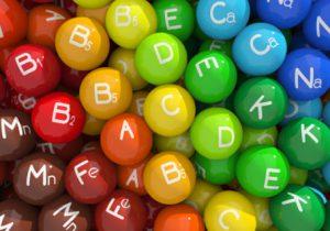 Porcerősítő vitaminok és ásványi anyagok